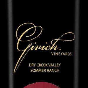 Givich Dry Creek Sonoma Zinfandel 2019